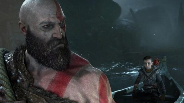 God Of War - Kratos is back... next year