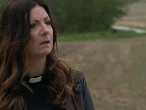 Emmerdale spoilers: Katherine Dow Blyton reveals all on Harriet's stabbing and Moira's reaction to her Cain affair