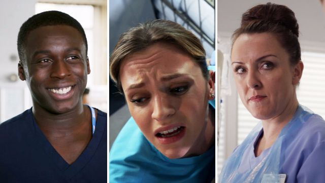 Killer showdown for Jasmine and Fran, Dom and Lofty clash and 8 more Holby City spoilers