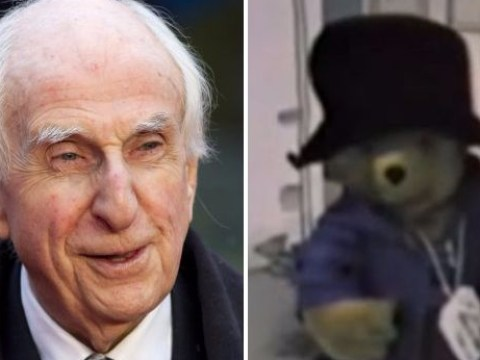'Please look after this bear': People are sharing this Paddington clip in tribute to Michael Bond