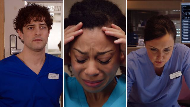 Dom's drugs agony, Jac and Jasmine's clash and 10 more Holby City spoilers revealed