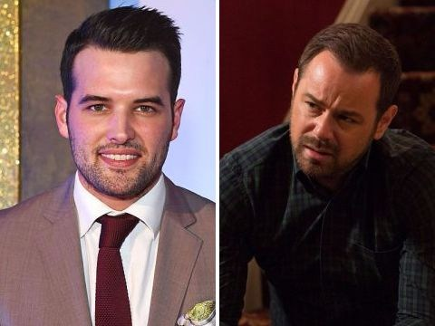 TOWIE star Ricky Rayment up for role as Danny Dyer's son in EastEnders