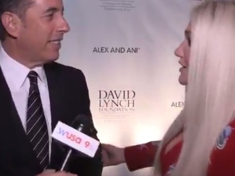 Seinfeld says he brutally refused Ke$ha hug because 'she is a total stranger'