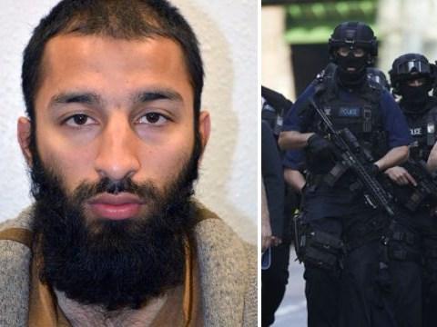 London terrorist Khuram Butt was 'almost euphoric' before the attack