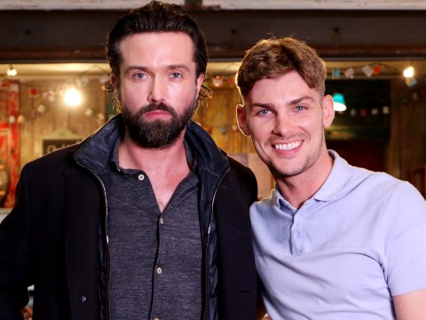Stendan reunited as Kieron Richardson and Emmett J Scanlon lead Hollyoaks: Pride documentary