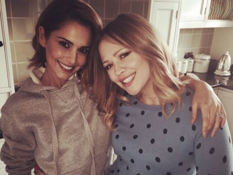 Kimberley Walsh says Cheryl is 'loving' motherhood with son Bear: 'It's amazing to see her doing so well'