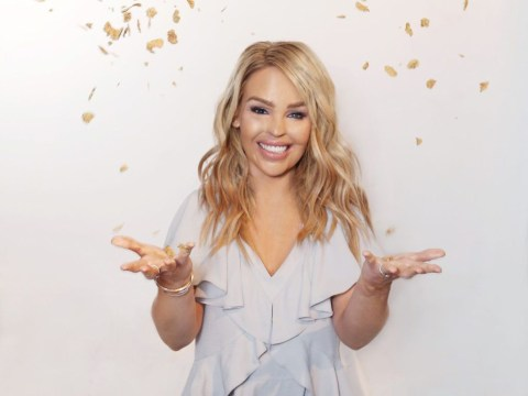 Katie Piper announces on Father's Day that she's expecting baby number two