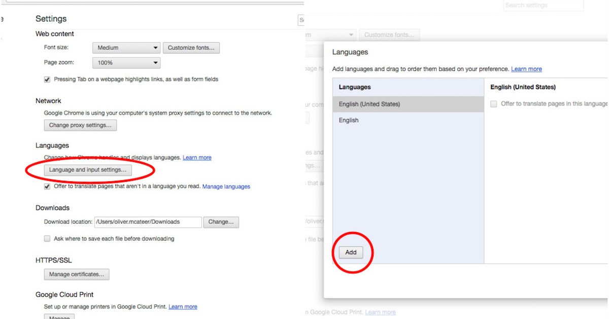 How to change language in Google Chrome step-by-step | Metro