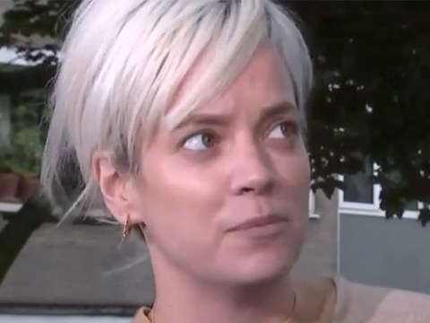 Lily Allen confirms she was dropped from Newsnight's Grenfell Tower fire coverage