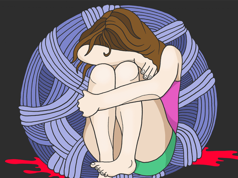 'It's not just angst,' we talk self-harm on mental health podcast Mentally Yours