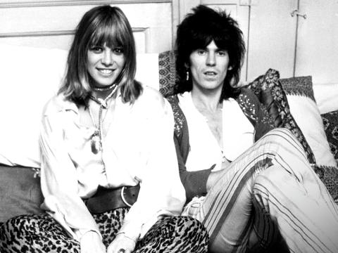 Keith Richards' former partner Anita Pallenberg dies aged 73