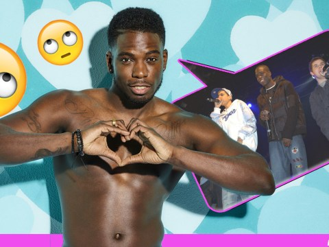 Marcel from Love Island keeps banging on about being in Blazin' Squad and people are loving it