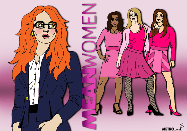 Mean girls become mean women: how you should deal with them as an adult