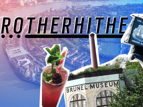 5 reasons why Rotherhithe is the best place to live in London
