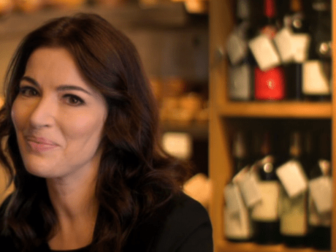 'Ask a pony': Subtitling error leaves Nigella Lawson's Saturday Kitchen recipe looking a little different