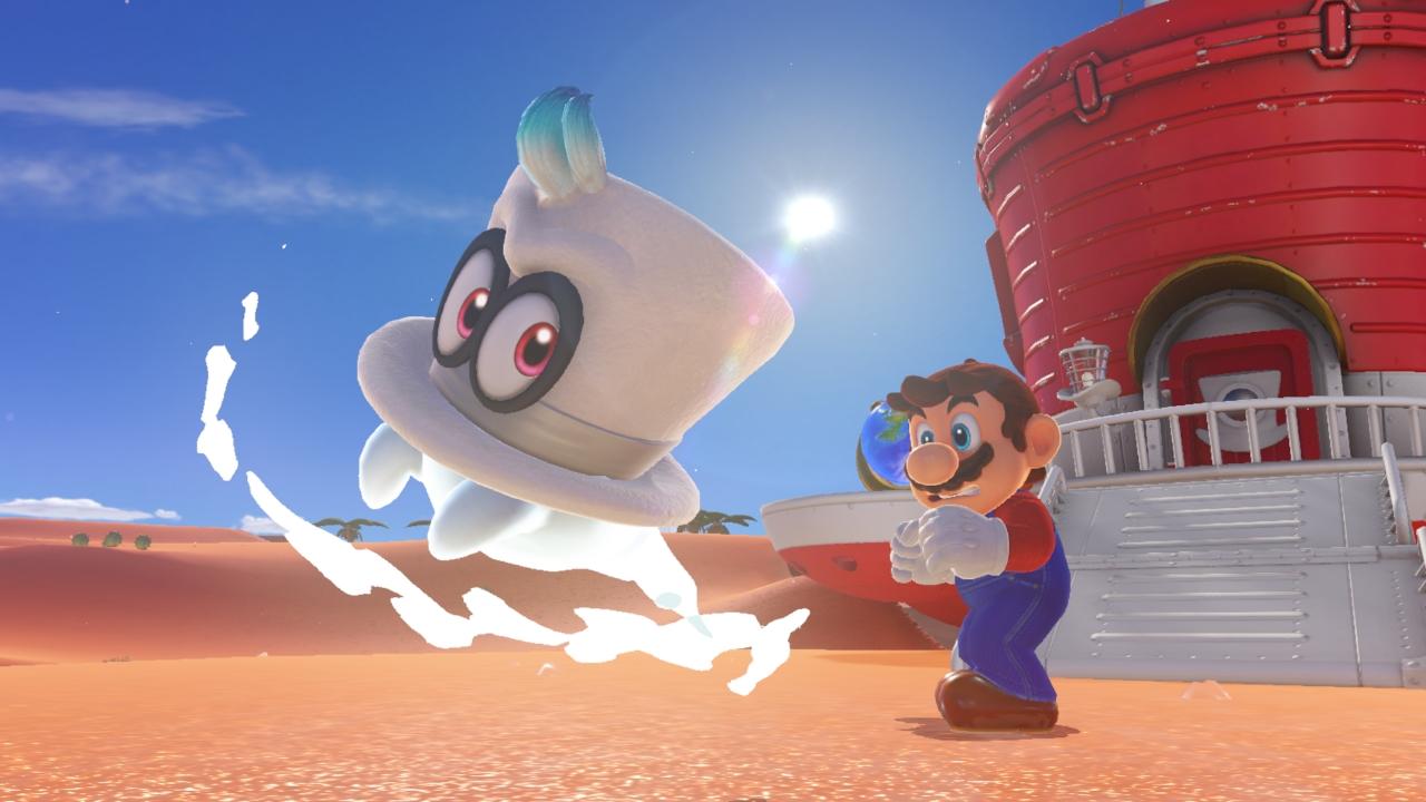 Super Mario Odyssey interview with Yoshiaki Koizumi and Kenta Motokura – 'Please look forward to it!'