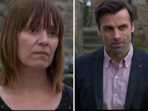 Emmerdale spoilers: Pierce Harris concocts a shocking lie to get away with rape after Rhona Goskirk has him arrested