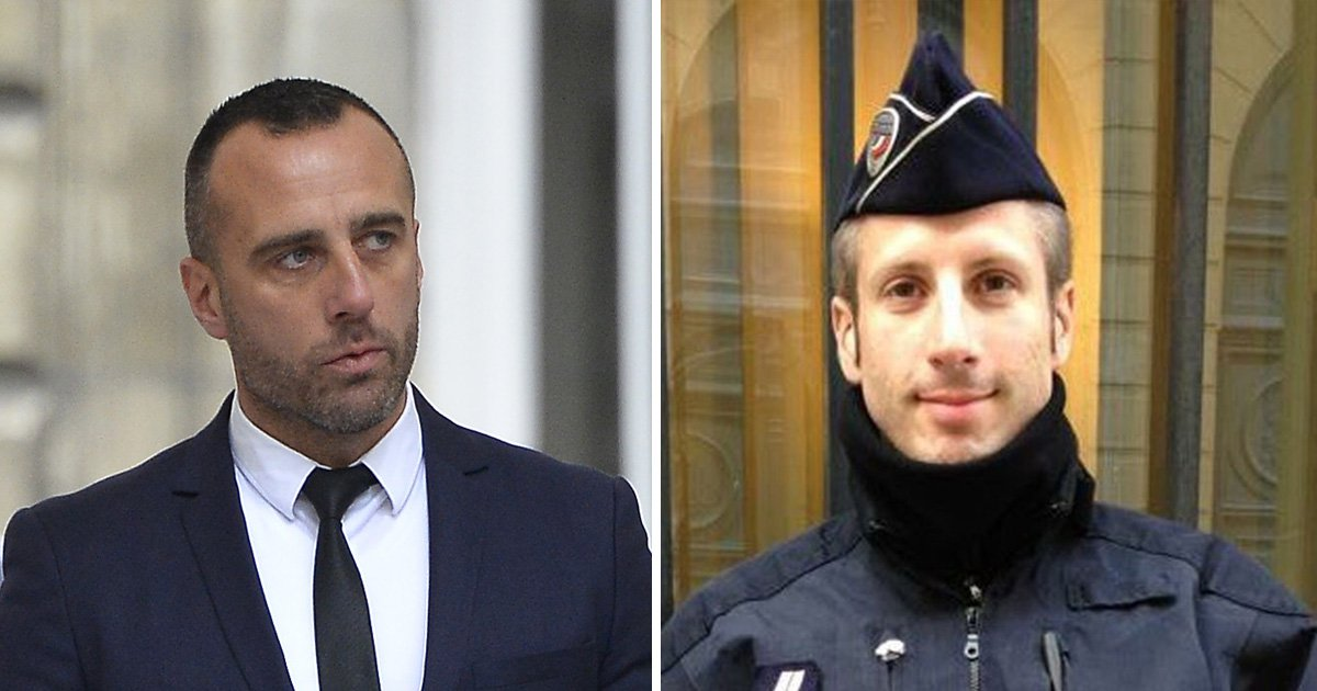 Boyfriend posthumously marries policeman shot dead in Champs-Elysees attack