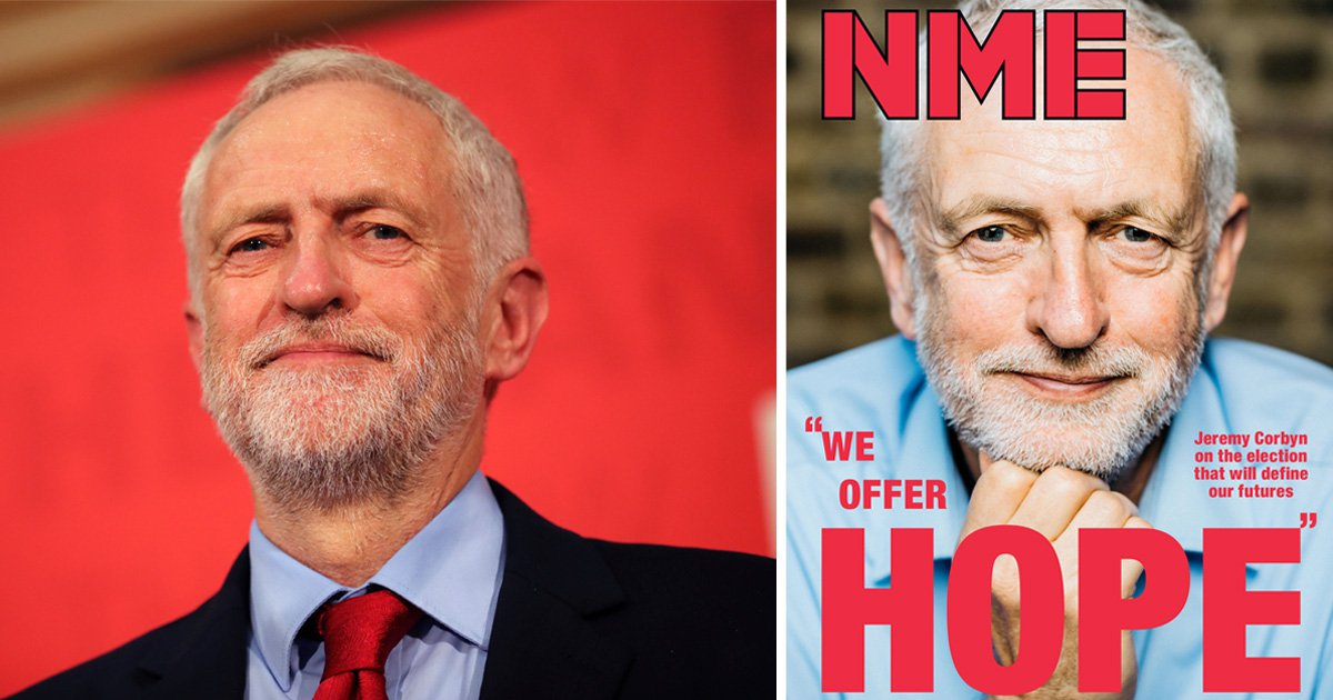 Jeremy Corbyn's favourite song is exactly what you would imagine