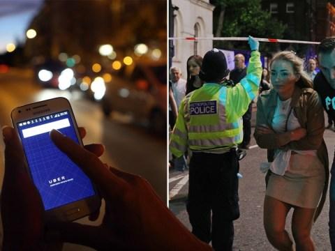 Uber refunds journeys made during London Bridge terror attack