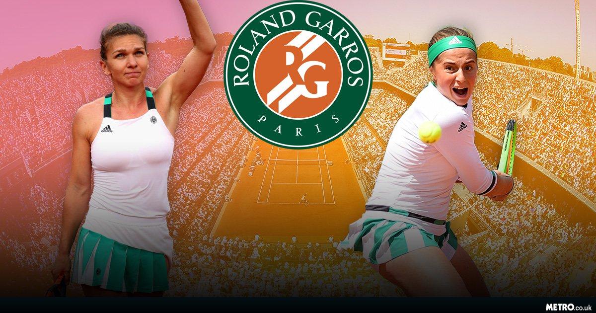 French Open final preview: Simona Halep v Jelena Ostapenko
