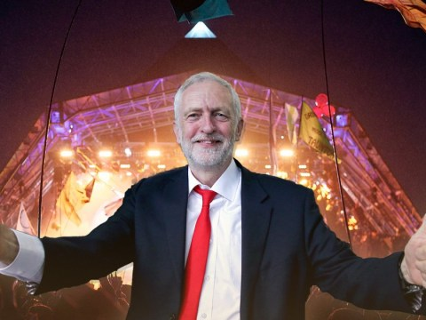 Jeremy Corbyn is set to take to the main stage at Glastonbury