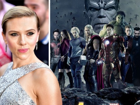 Scarlett Johansson says you can expect over 60 Marvel characters in Avengers: Infinity War