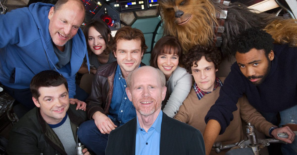 Why Ron Howard is a great choice to direct the Han Solo stand alone film