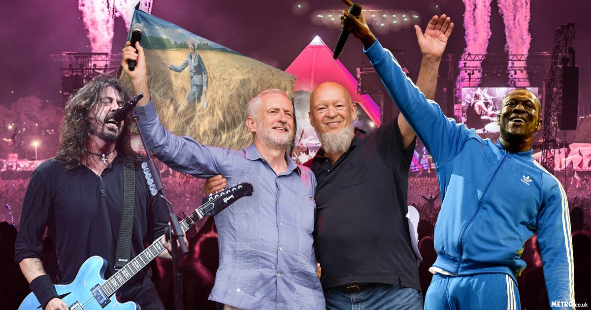 17 memorable moments that made Glastonbury 2017