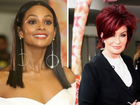 Alesha Dixon replaces Sharon Osbourne on The X Factor panel as she pulls out of filming due to bad back