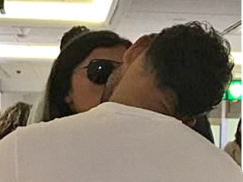Ryan Thomas and Lucy Mecklenburgh confirm romance with airport kiss