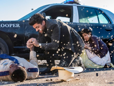 Preacher season 2 is finally embracing the lunacy of its source material