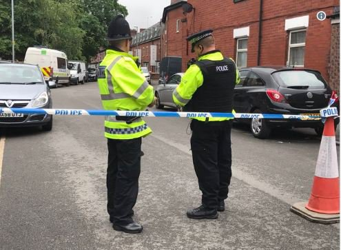 Terror police seal off part of Manchester after 'significant discovery'