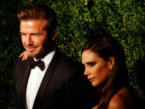 Victoria Beckham brands David the 'best daddy in the world' in Father's Day tribute