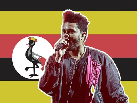 The Weeknd donated £77,000 to a maternity and children's facility in Uganda