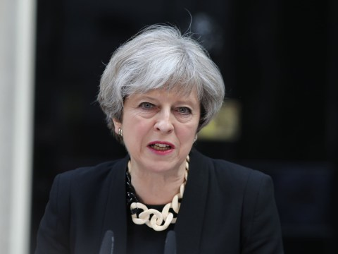 Theresa May vows general election will go ahead despite London Bridge attack