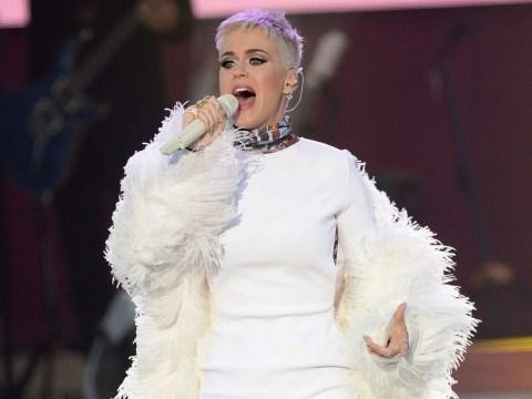 Katy Perry's devout Christian parents do not approve of her lyrics for Bon Appetit