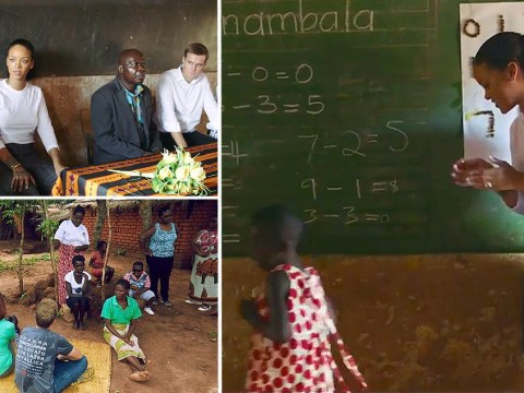 Rihanna's inspiring documentary on Malawi will encourage you to change the world