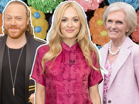 Ferne Cotton opens up about impressing Mary Berry, her love for Keith Lemon and her tips for a happy marriage