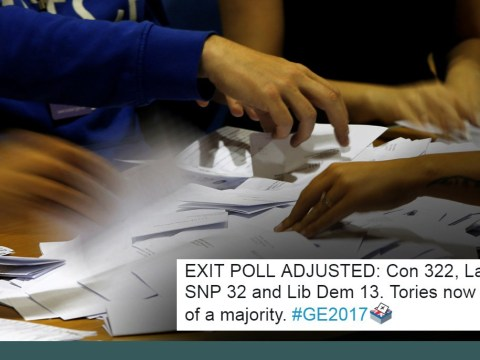 Tories gain and Labour lose seats as exit poll adjusted