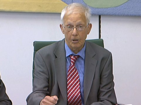 Parliament's oldest MP David Winnick, 83, loses seat he held since 1979
