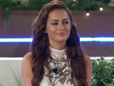 Love Island star Amber's mum watched her sex scene and thought it was 'normal'