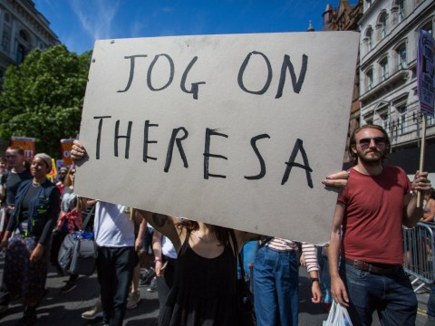 People on Twitter are writing Theresa May's resignation for her