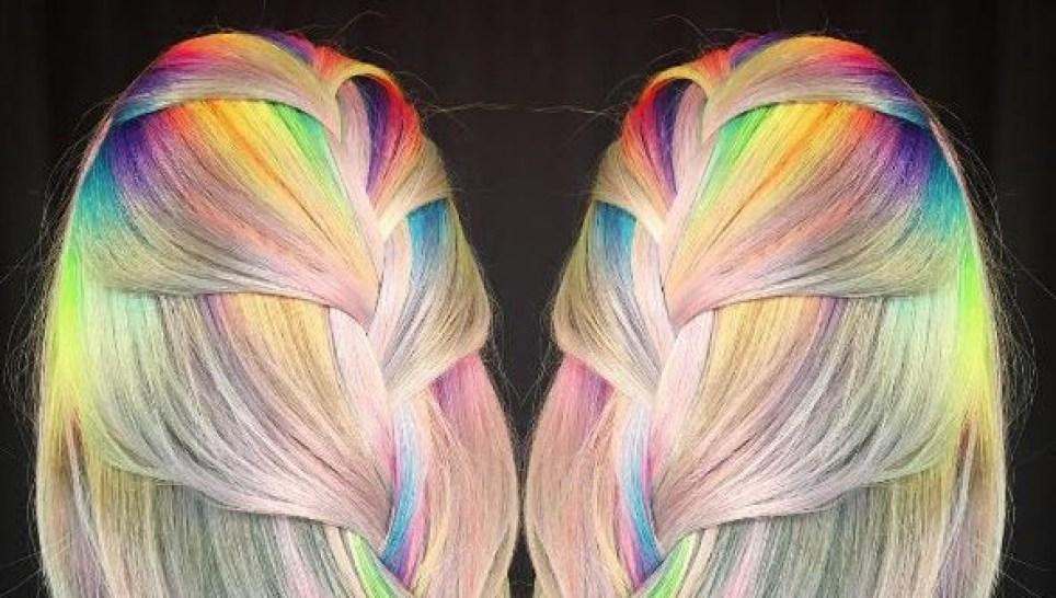 Ursula Goff hair art