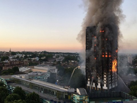 Company which refurbished Grenfell tower says it 'met health and safety standards'