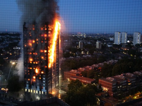 Where is Grenfell Tower and how many people live there?
