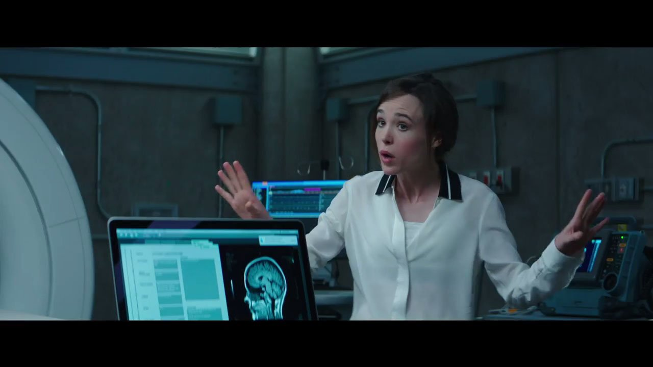 Watch the terrifying trailer for the new Ellen Page film Flatliners
