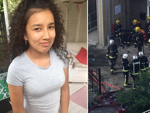 Family plead for help finding 12-year-old girl lost in Grenfell Tower