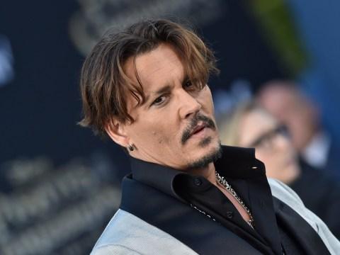 Johnny Depp apologises for Donald Trump remark
