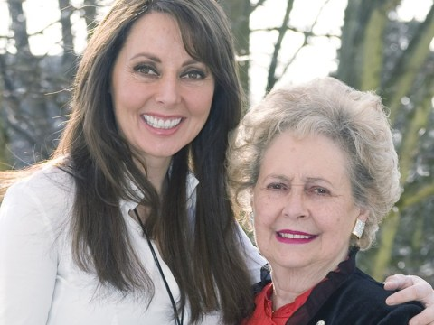 Carol Vorderman pays tribute to 'amazing Mum' Jean after laying her to rest in funeral service
